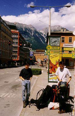 Wanderung Stubaital - Innsbruck