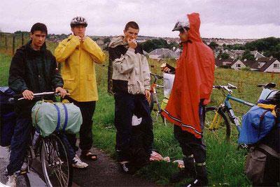 Schottland - Regen