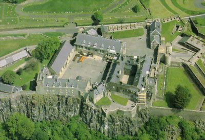 Schottland - Stirling Castle