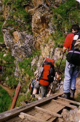 Stubaital - Kletterstelle