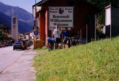 Jena-Gardasee - Brenner