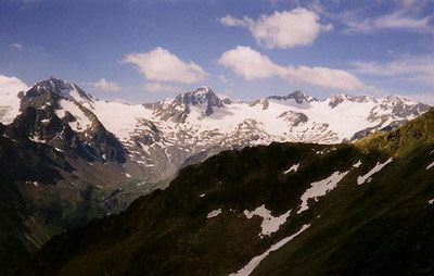 Stubaital - Panorama