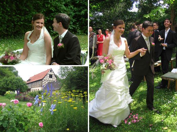 Hochzeit Frank & Anett