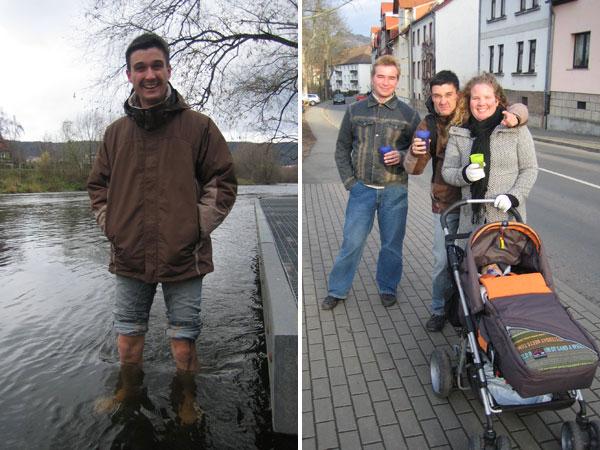 Spaziergang in Jena