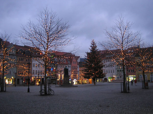 Jena / Markt