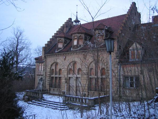 Jena - Schloss Talstein