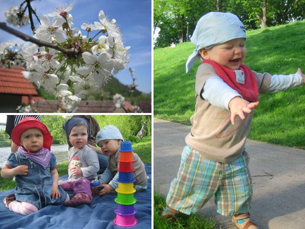 Frühlings-Wochenende