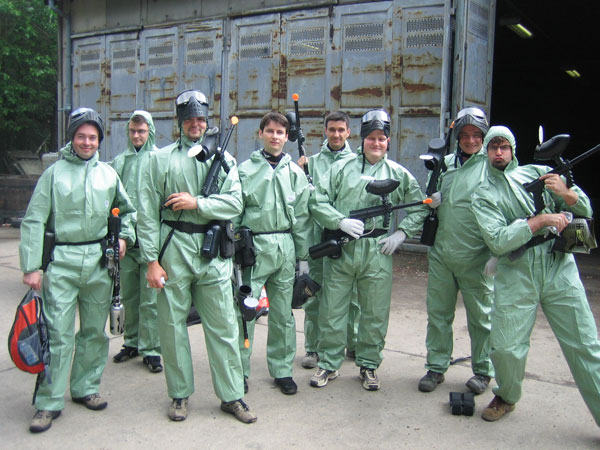 Paintball in Tautenhain