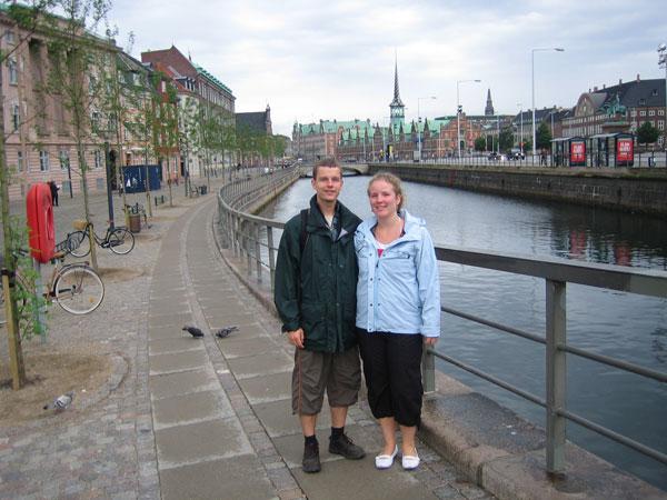 Skandinavien-Tour Kopenhagen