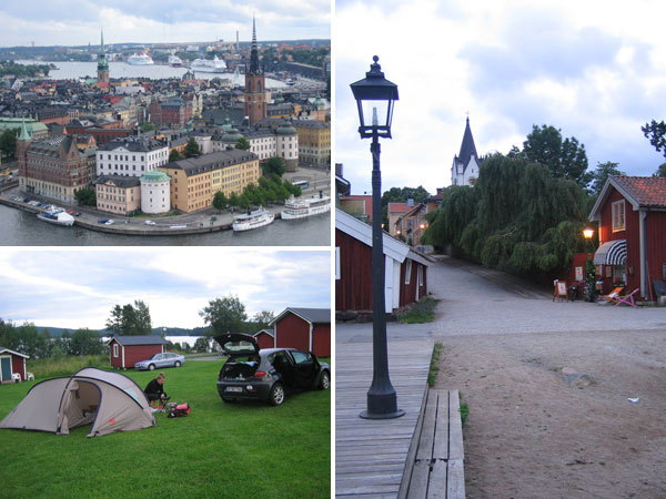 Skandinavien-Tour Nora