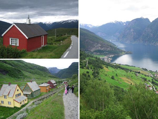 Skandinavien-Tour Flam