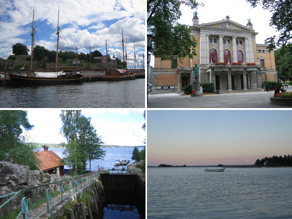 Skandinavien-Tour Oslo