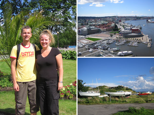 Skandinavien-Tour Göteborg
