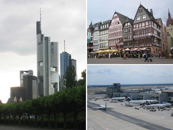 Frankfurt / Flughafen