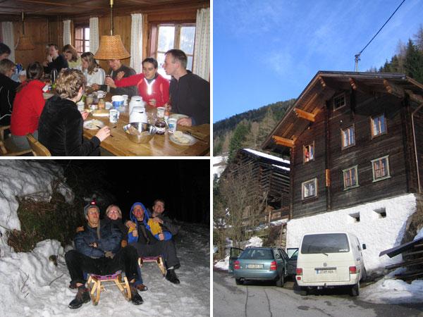 Ischgl - Hütte