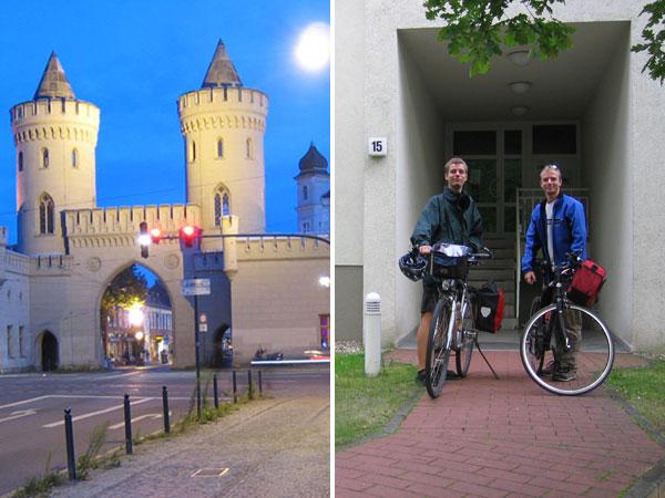 Radtour Potsdam-Jena