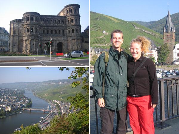 Radtour Mosel: Trier - Bernkastel-Kues