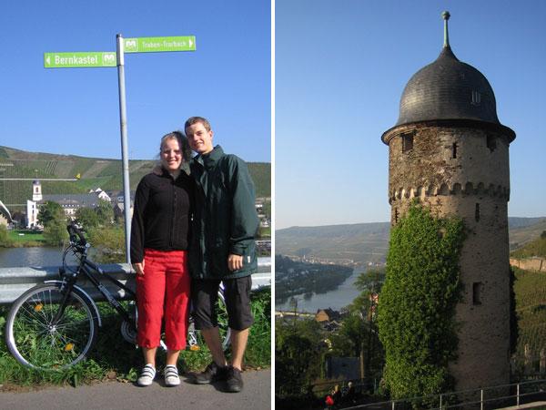 Radtour Mosel: Bernkastel-Kues - Zell
