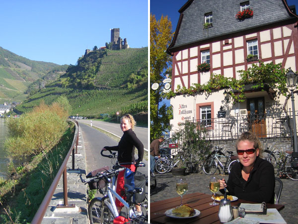 Radtour Mosel: Zell - Cochem