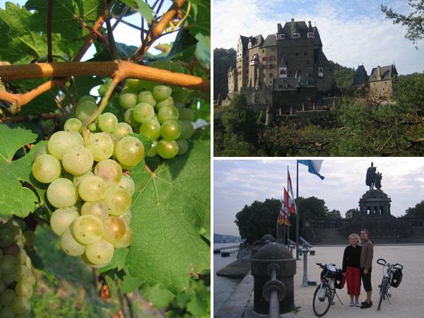 Radtour Mosel: Cochem - Koblenz