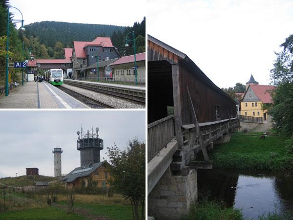 Radtour Zella-Mehlis - Jena