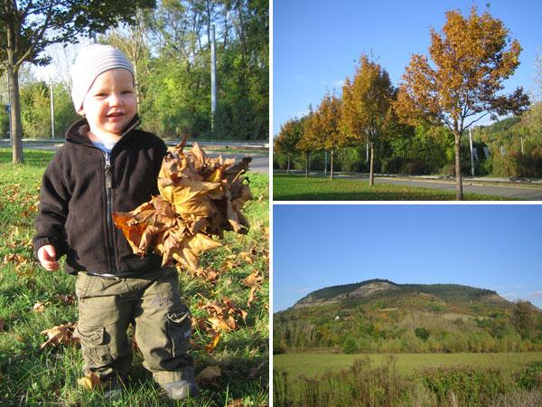 Herbstnachmittag in Jena