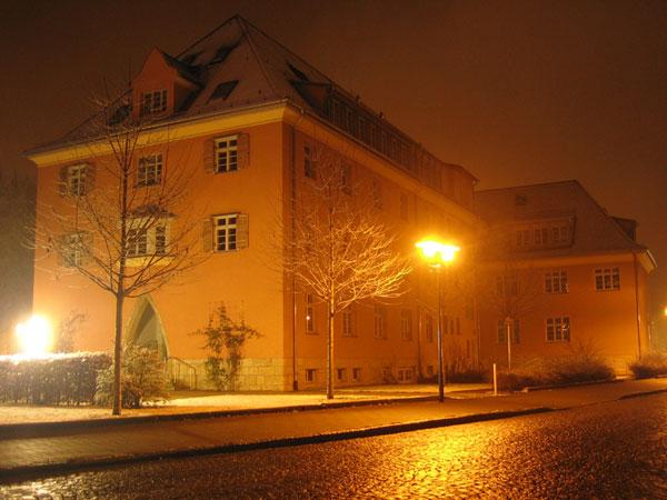 Jena - Nachtruhe Am Anger