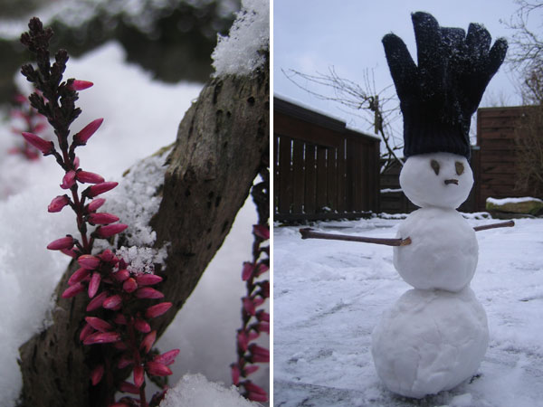 Winteranfang 2009