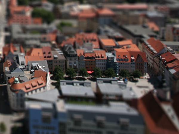 Jena - Miniatur