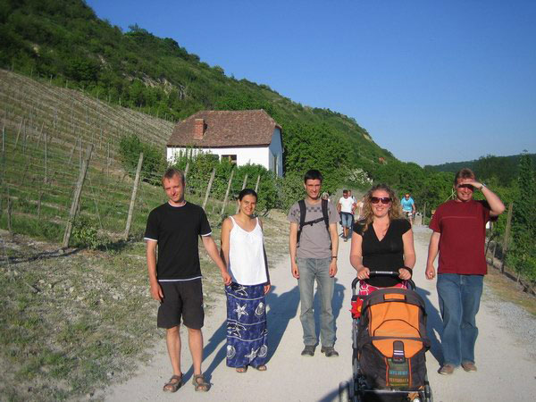 Weinmeile 2008