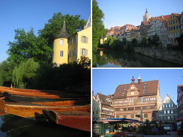 Lehrstuhlexkursion Tübingen