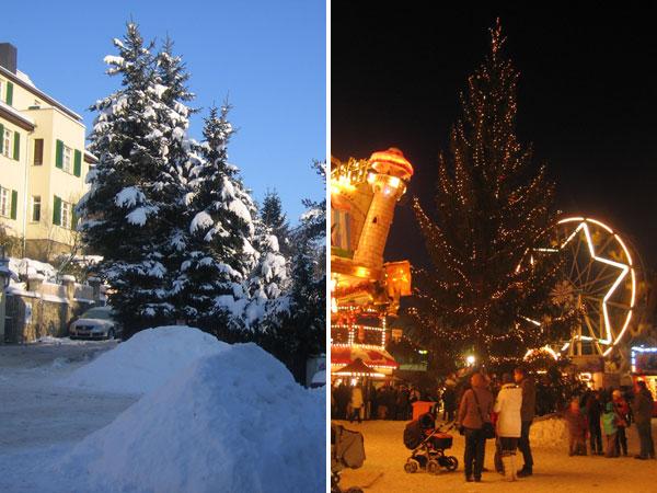 Jena im Winter