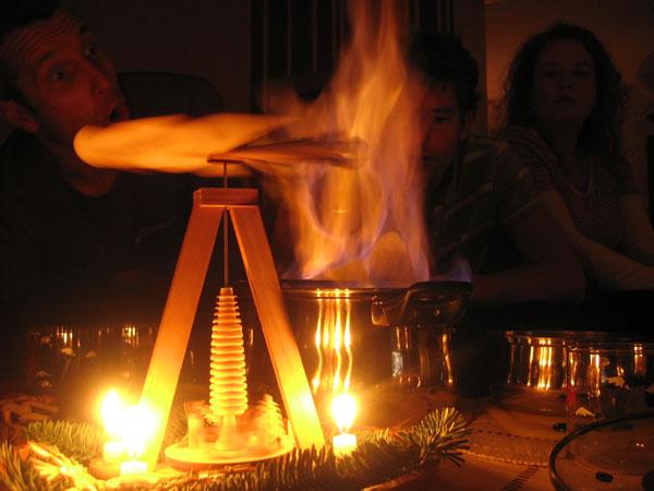 Feuerzangenbowle 2010