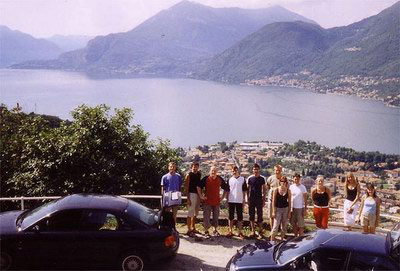 Comersee - Gruppe
