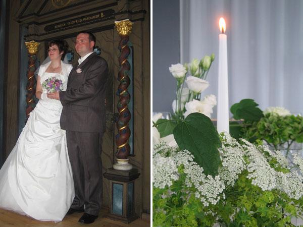 Hochzeit Jan und Claudia