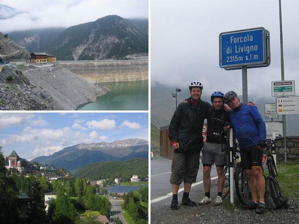 Radtour Engadin 2011 - Tag 3