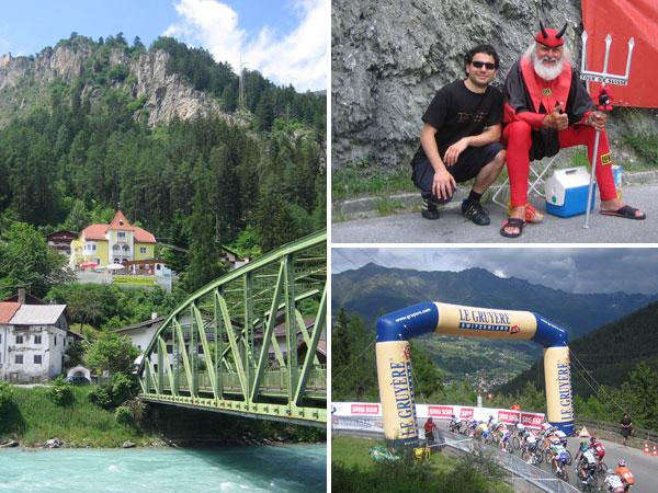 Radtour Engadin 2011 - Tag 4