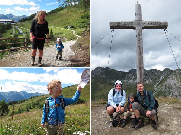 Wanderurlaub Alpen - Rosskopf