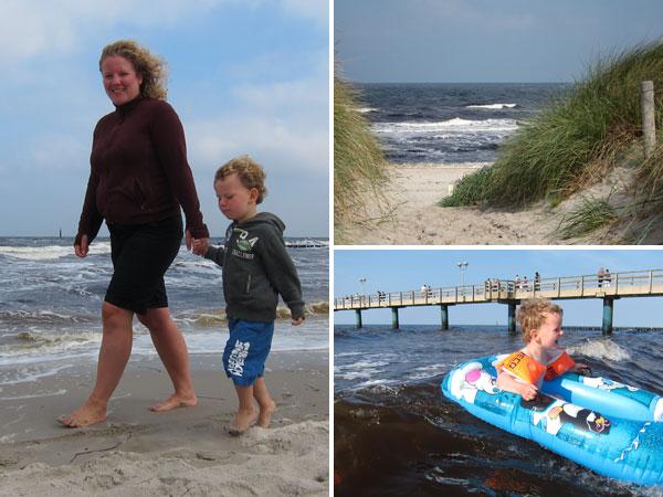 Ostsee - Wind und Wetter