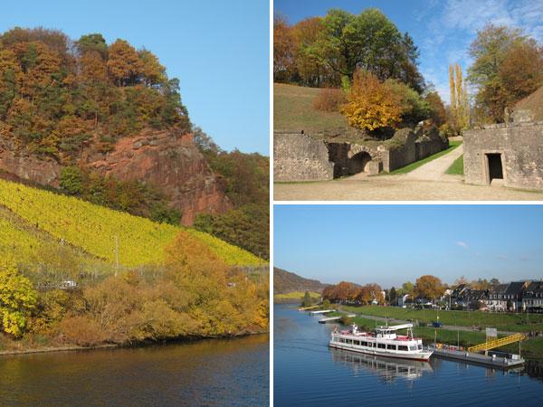 Hunsrück - Trier und Mosel