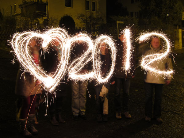 Silvester 2012