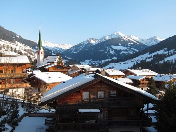 Alpbach 2012 Talblick