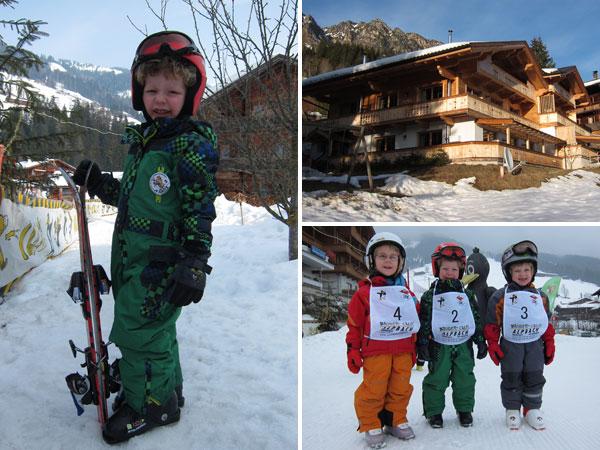 Alpbach 2012 Kinderskischule