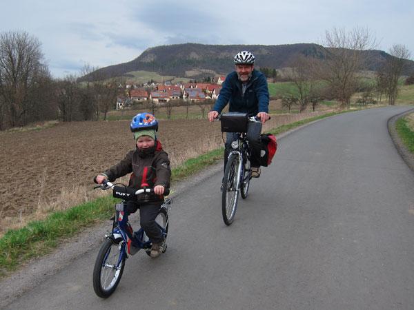 Radtour nach Kunitz