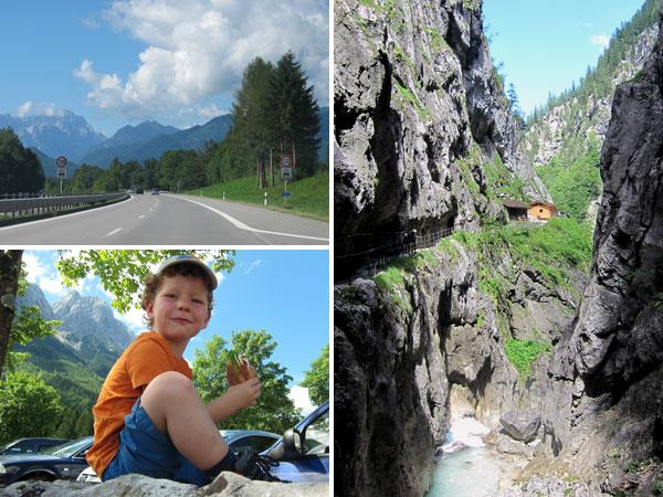 Wanderurlaub Stubai - Tag 1