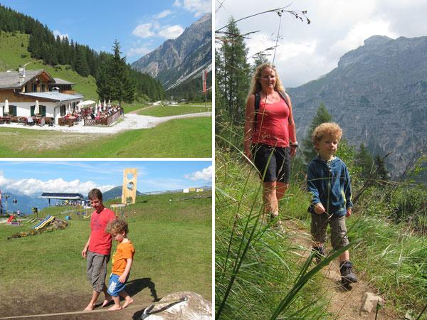 Wanderurlaub Stubai - Tag 8