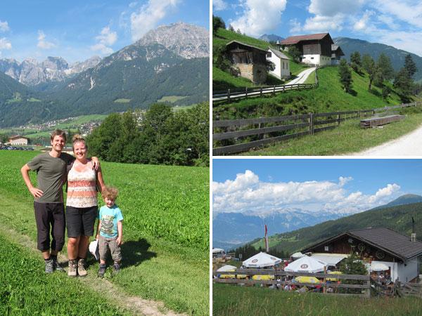 Wanderurlaub Stubai - Tag 9