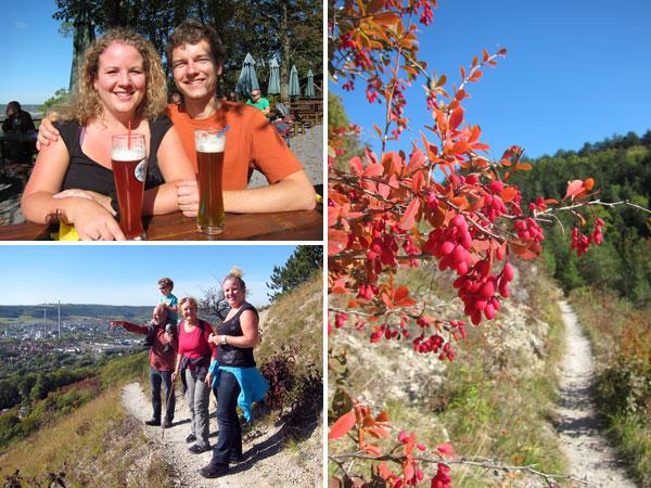 Wanderung am Johannisberg