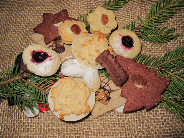 Advents-Bäckerei