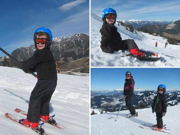 Winterurlaub Alpbach